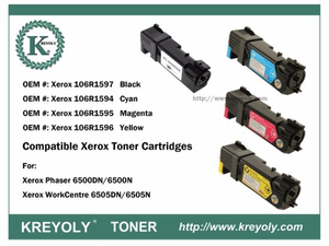 Cartucho de tóner compatible Xerox Phaser 6500DN WorkCentre 6505DN