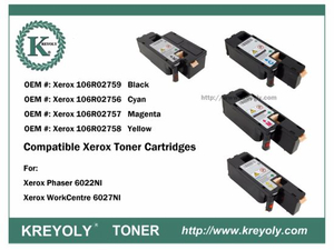 Cartucho de tóner compatible Xerox Phaser 6022NI WorkCentre 6027NI