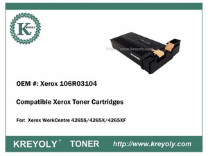 Cartucho de tóner compatible Xerox WorkCentre 4265S 4265X 4265XF